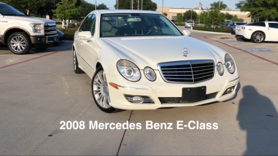 I'm Selling My Daily Driver!!! - 2008 Mercedes Benz E-Class